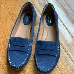 Clarks Driving Loafers